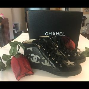 Chanel rare shoes, Authentic.